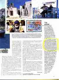 Passion rhodes in the international press - Le provencal journal ...
